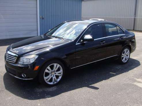 2008 Mercedes C300 w/ Luxury Package only 119k mile Pristine Condition for sale in Jeffersonville, KY