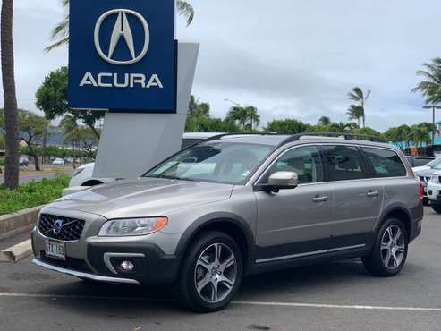 2015 VOLVO XC70! T6 WAGON! ALL WHEEL DRIVE! 1 OWNER! for sale in Kahului, HI