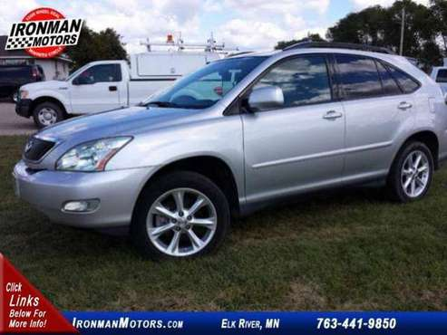 2009 Lexus RX 350 FWD for sale in Elk River, MN
