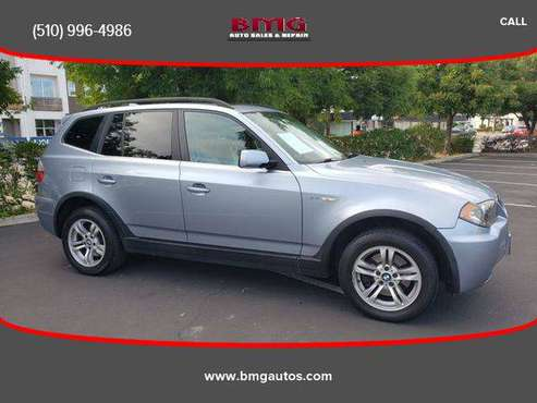 2006 BMW X3 3.0i Sport Utility 4D for sale in Fremont, CA
