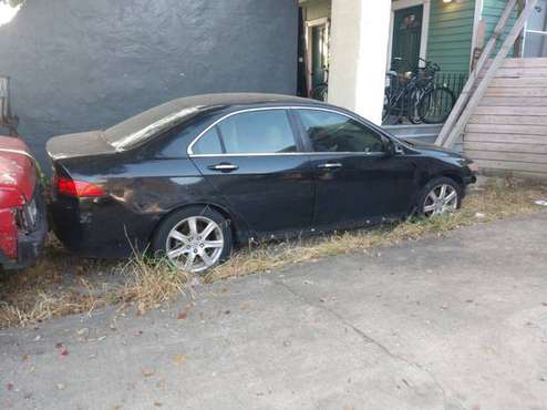 Acura TSX 2004 6 Speed Std Shift for sale in New Orleans, LA