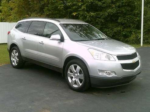 2012 CHEVY TRAVERSE LT AWD for sale in Clio, MI
