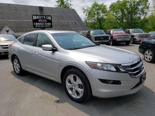 10 Honda Crosstour EX-L V6 4WD! LOADED! 5YR/100K WARRANTY INCLUDED for sale in METHUEN, ME