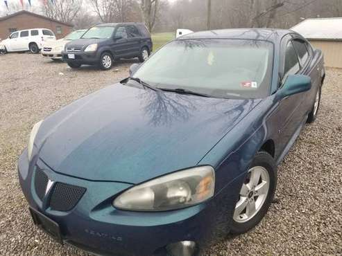 06 Pontiac grand prix - cars & trucks - by dealer - vehicle... for sale in Parkersburg , WV