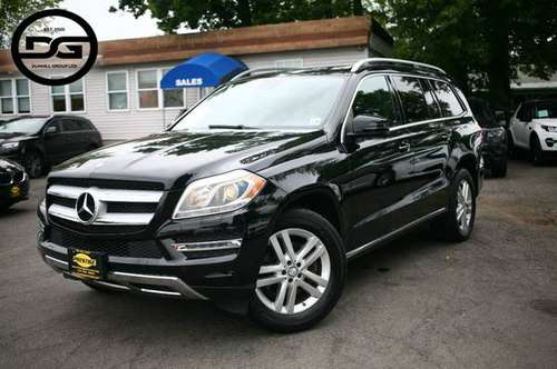 2014 *Mercedes-Benz* *GL-Class* *GL 450* Obsidian Bl for sale in Avenel, NJ