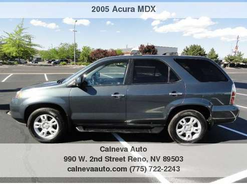 2005 Acura MDX 4dr SUV AT Touring w/Navi for sale in Reno, NV