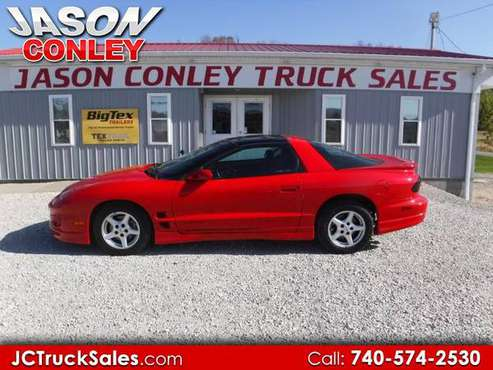 2001 Pontiac Firebird 2dr Cpe Firebird - cars & trucks - by dealer -... for sale in Wheelersburg, WV