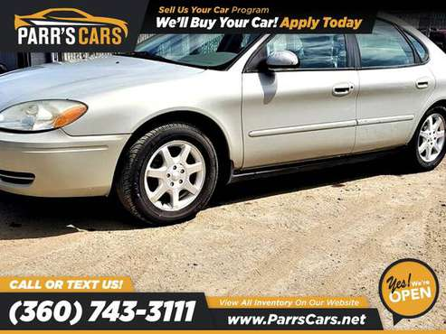2006 Ford *Taurus* *SEL* PRICED TO SELL! - cars & trucks - by dealer... for sale in Longview, OR