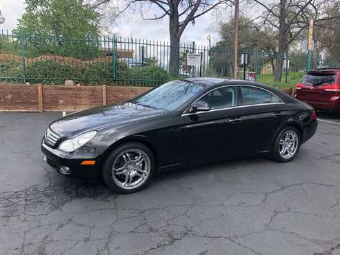 2006 Mercedes-Benz CLS CLS 500**Fully Loaded*Navigation*Financing* for sale in Fair Oaks, CA