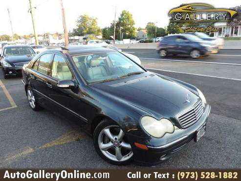 2004 Mercedes-Benz C-Class 4dr Sdn Sport 1.8L Auto - WE FINANCE... for sale in Lodi, NJ