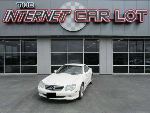 2004 *Mercedes-Benz* *SL-Class* *SL500 2dr Roadster 5.0 for sale in Omaha, NE