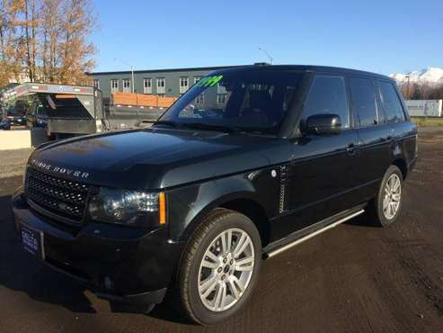 2012 Land Rover Range Rover HSE / Luxury / DVD for sale in Anchorage, AK