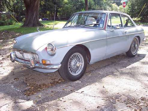 1965 MG B GT for sale in Mobile, AL