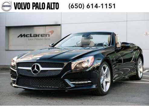 2015 Mercedes-Benz SL 400 - convertible for sale in Palo Alto, CA