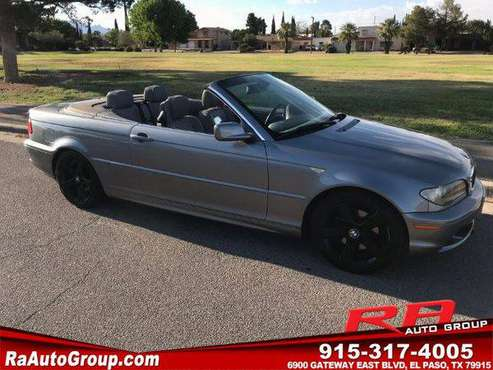2004 BMW 3 Series 325Ci AUTOCHECK AVAILABLE ! for sale in El Paso, TX