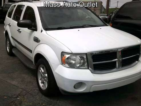 2008 Dodge Durango 4WD 4dr SLT for sale in Worcester, MA