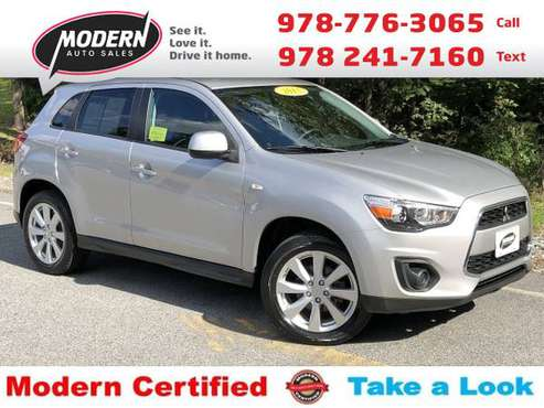 2015 Mitsubishi Outlander Sport ES for sale in Tyngsboro, MA