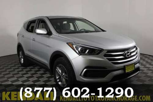 2018 Hyundai Santa Fe Sport Sparkling Silver Great Deal**AVAILABLE** for sale in Anchorage, AK