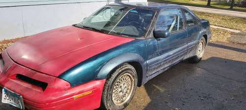 1994 Pontiac Grand Prix for sale - cars & trucks - by owner -... for sale in Ashby, ND