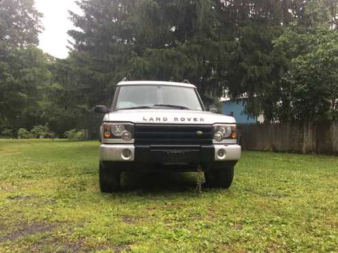 2004 land rover discovery se project for sale in Richmondville, NY