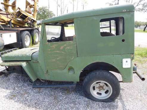 1947 WILLYS FOR PARTS for sale in Spring Hill, FL