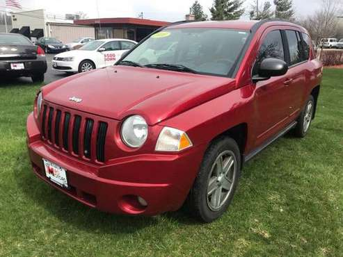 2010 JEEP COMPASS SPORT - cars & trucks - by dealer - vehicle... for sale in Woodstock, IL