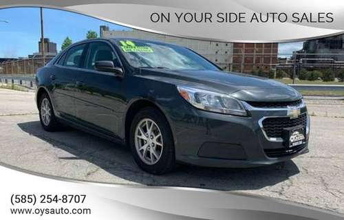 2014 CHEVY MALIBU LS FLEET*EASY FINANCING for sale in Rochester , NY