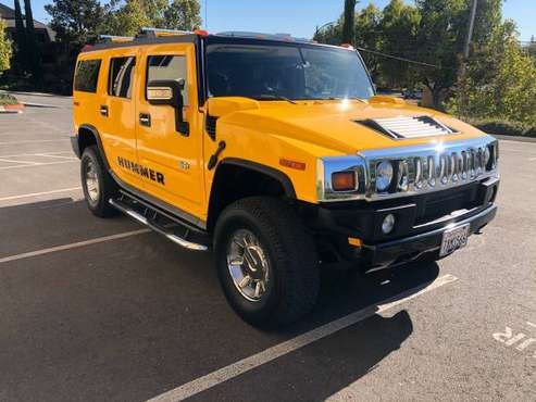 Hummer H2 for sale in San Jose, CA