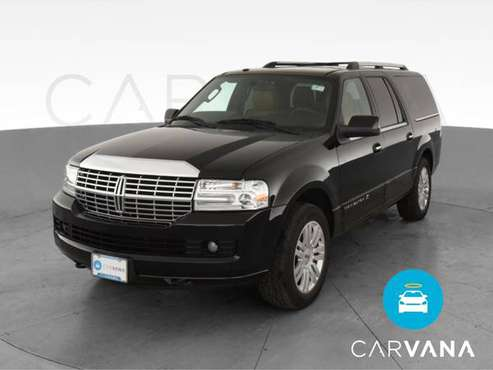 2012 Lincoln Navigator L Sport Utility 4D suv Black - FINANCE ONLINE... for sale in Washington, District Of Columbia