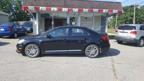 2013 Suzuki Kizashi, AWD, Runs Great! Leather! Extra Clean! for sale in New Albany, KY