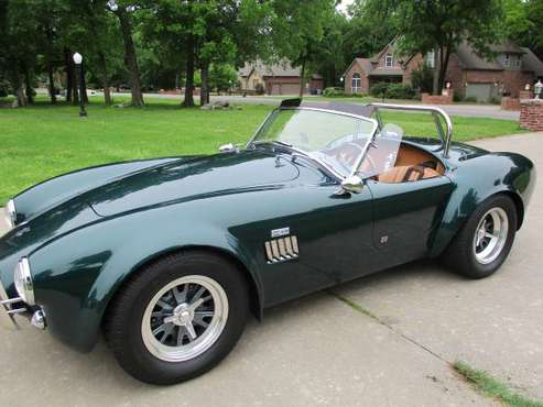Shelby Cobra Superformance MKIII Roadster for sale in Owasso, OK