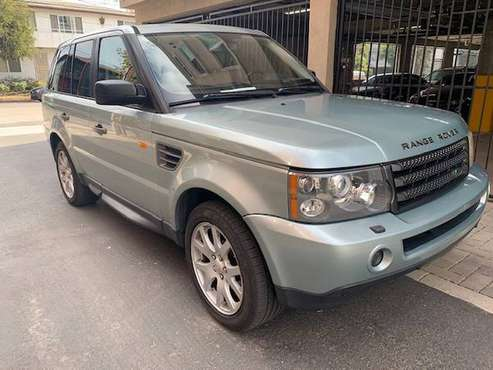 2007 Land Rover Range Rover SPORT HSE for sale in Los Angeles, CA