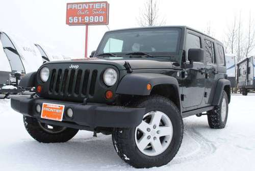 2011 Jeep Wrangler SPort, 4x4, Hard Top, Clean!!! - cars & trucks -... for sale in Anchorage, AK
