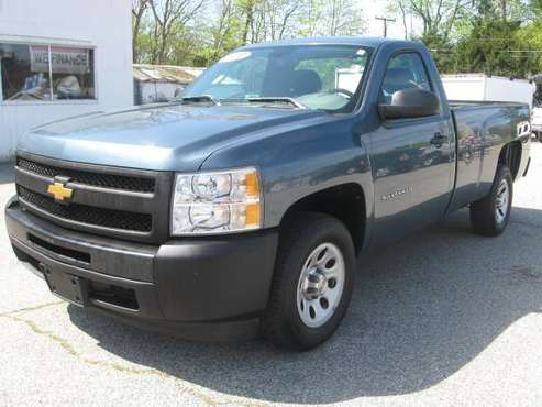 2012 Chevy 1500 Silverado 8ft. Bed (Super Clean!) for sale in Rehoboth, RI