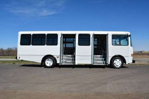 2016 Freightliner Champion CTS FE 20 Passenger Shuttle Bus for sale in Madison, WI