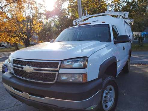 2007 CHEVY SILVERADO for sale in Lewiston, ME