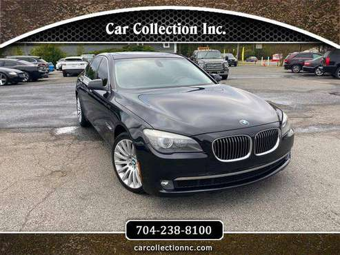 2012 BMW 750i ***FINANCING AVAILABLE*** for sale in Monroe, NC