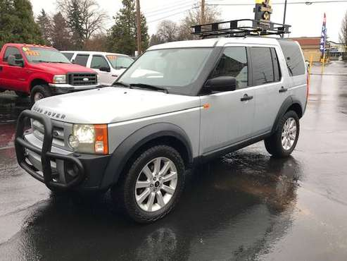 2006 LAND ROVER LR3 LOADED SUPER CLEAN MUST SEE!!! for sale in Medford, OR