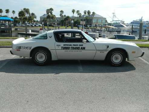 1981 PONTIAC TRANS AM - cars & trucks - by dealer - vehicle... for sale in Daytona Beach, FL