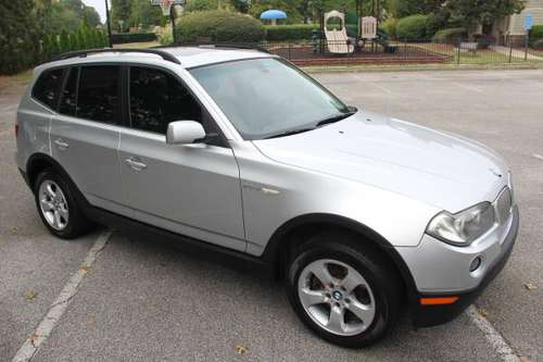 2007 BMW X3 3.0si – Premium all-wheel drive SUV for sale for sale in Buford, GA