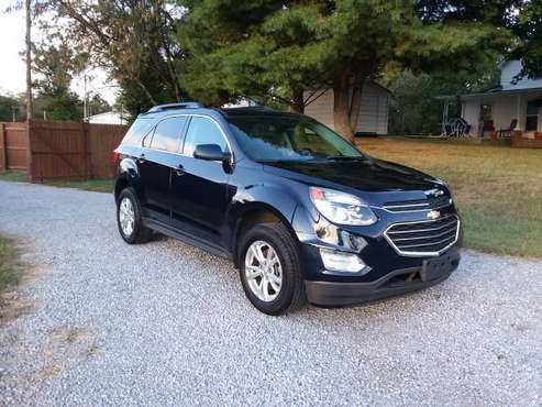 2017 Chevy Equinox LT...ONLY 9K miles for sale in Horse Cave, KY