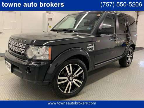 2012 Land Rover LR4 HSE LUX 4x4 4dr SUV for sale in Virginia Beach, VA