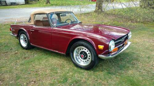 1971 Triumph TR6 for sale in Saint James, NY