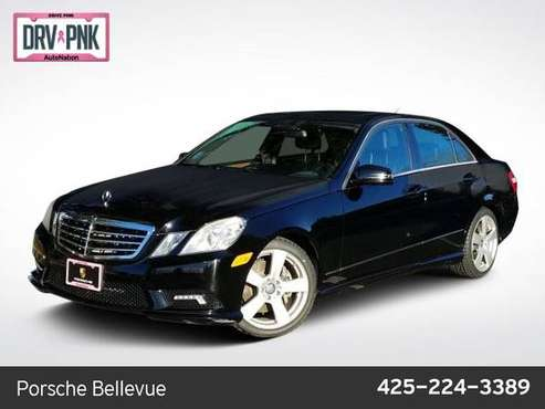 2011 Mercedes-Benz E-Class E 350 Luxury AWD All Wheel SKU:BA475440 for sale in Bellevue, WA