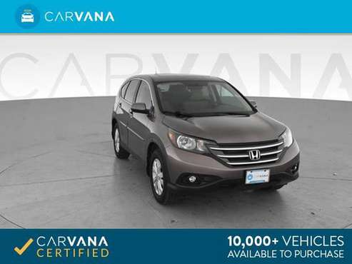 2012 Honda CRV EX Sport Utility 4D suv Silver - FINANCE ONLINE for sale in Indianapolis, IN