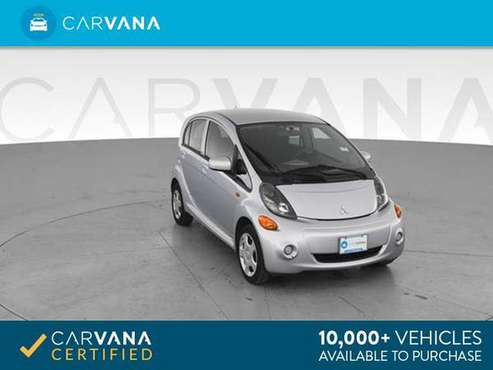 2012 Mitsubishi iMiEV ES Hatchback 4D hatchback Silver - FINANCE for sale in Columbus, OH