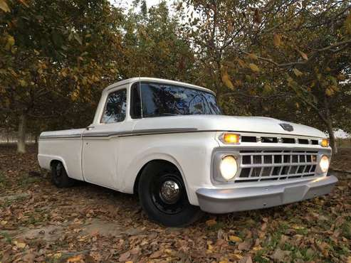 1965 f100 crown Vic swapped - cars & trucks - by owner - vehicle... for sale in Del Rey, CA
