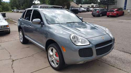 2006 PORSCHE CAYENNE TURBO S ONLY 97K MLES for sale in Colorado Springs, CO
