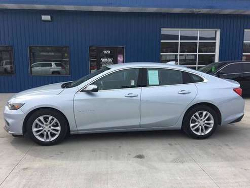 ★★★ 2018 Chevrolet Malibu LT / FINANCING FOR EVERYONE! ★★★ for sale in Grand Forks, ND