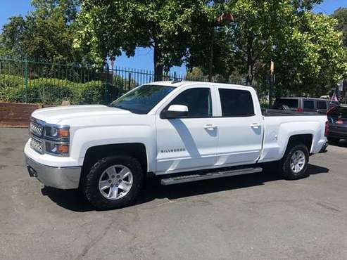 2015 Chevrolet Silverado 1500 Crew Cab LT*4X4*Tow Package*Heated Seats for sale in Fair Oaks, CA